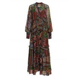Rauti Tiered Maxi Dress