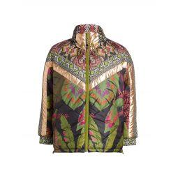 Tropical Rauti Reversible Puffer Jacket