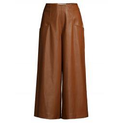 Stormi Vegan Leather Pants