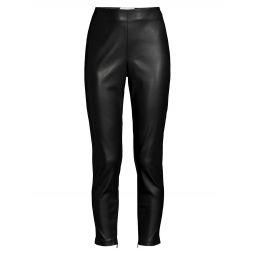Meagan Vegan Leather Pants