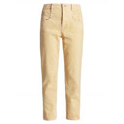 Niliane High-Waist Slim Jeans