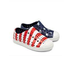 Jefferson Print Slip-On Sneakers