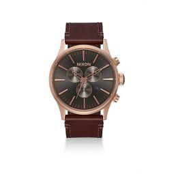 Sentry Chronograph Watch