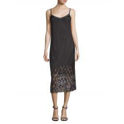 Meteorite Slip Dress