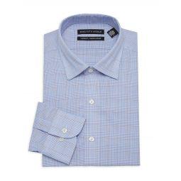 Trim-Fit Checkered Dress Shirt