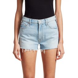 Easy Does It Denim Shorts