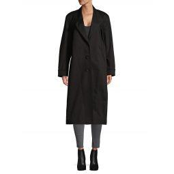 Studded Belt Coat