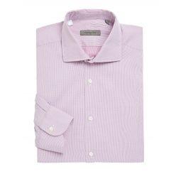 Regular-Fit Stripe Dress Shirt