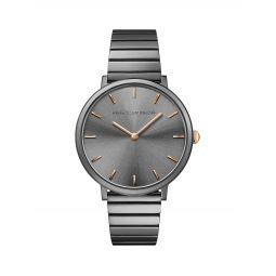 Major Urban Classic Stainless Steel Bracelet Watch