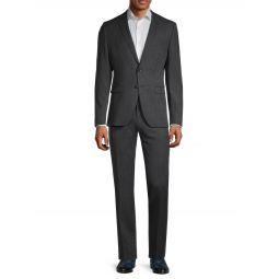 Reymond/Wenten Regular-Fit Stretch-Tailored Wool Suit