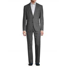 Johnston 2-Piece Regular-Fit Wool Suit