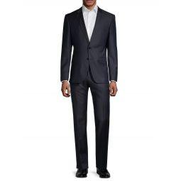 Super 120 Genius Slim-Fit Virgin Wool Suit