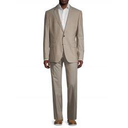 Stretch Tailoring Huge6/Genius5 Regular-Fit Wool Suit