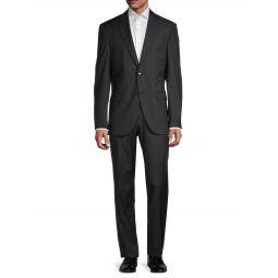 Super 110 Phoenix/Madisen Regular-Fit Virgin Wool Suit