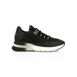 Krush High-Tech Glitter Sneakers