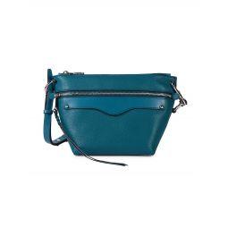 Mini Hayden Leather Crossbody Bag