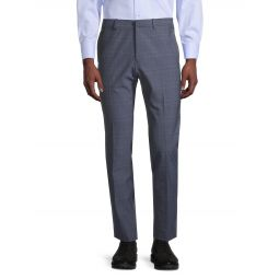 Hudson Jake W-Fit Plaid Trousers