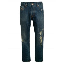 Mharky Distressed Jeans
