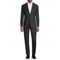 2-Piece Standard Soho Wool & Mohair Slim-Fit Suit