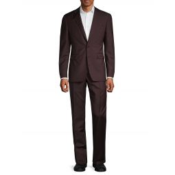 Soho-Fit Wool & Mohair Suit