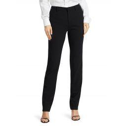 Sydney Wool & Silk Tuxedo Trousers