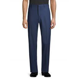 Wool-Blend Pants