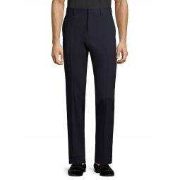 Payton Tailored Wool-Blend Pants