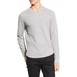 Double-Knit Pullover