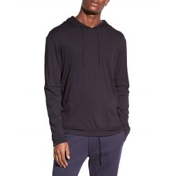 Double Layer Cotton Hoodie