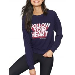Follow Your Heart Malibu Sweatshirt