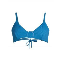 Ribbed Bralette Bikini Top