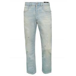 D-Eetar Straight-Leg Jeans