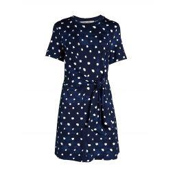 Tabitha Printed T-Shirt Dress