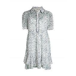 Lou Floret Shirtdress