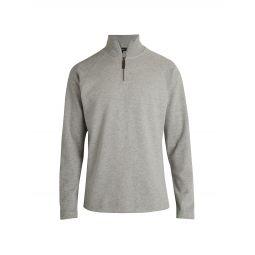 Quarter-Zip Knit Pullover