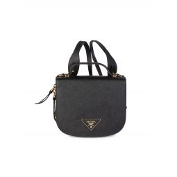 Mini Odette Textured Leather Backpack