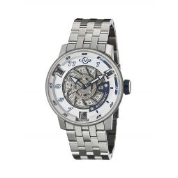 Motorcycle Sport Stainless Steel Bracelet Watch
