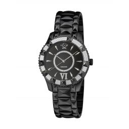 Venice Stainless Steel Bracelet Watch