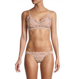 Sweetheart Lace Bikini Top