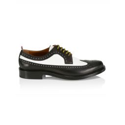 Arndale Two-Tone Leather Brogues