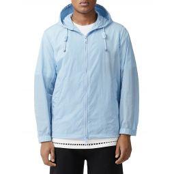 Winchester Hooded Windbreaker Jacket