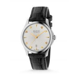 G-Timeless Stainless Steel Bracelet Watch