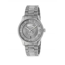 Eryz Stainless Steel Bracelet Watch