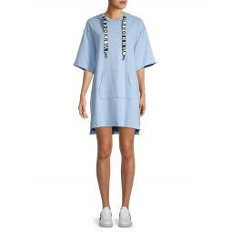 Stretch-Cotton Sneaker Dress