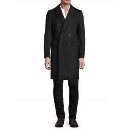 Fenchurch Wool & Cashmere Coat