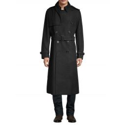Hatherden Double-Breasted Cashmere Coat