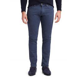 Slim-Fit Five-Pocket Pants