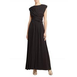 Guciene Jersey Maxi Dress