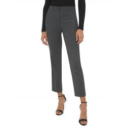 Samantha Stretch-Wool Ankle Trousers