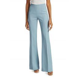 Brooke Double Crepe Flare Pants